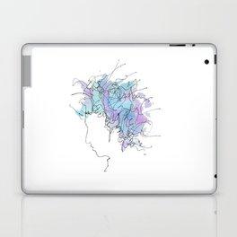Bob Dylan/Watercolor Laptop & iPad Skin