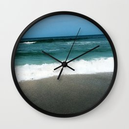 Costa Rican Beach Wall Clock