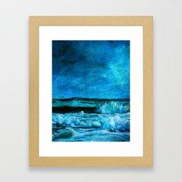 Amazing Nature - Ocean Framed Art Print