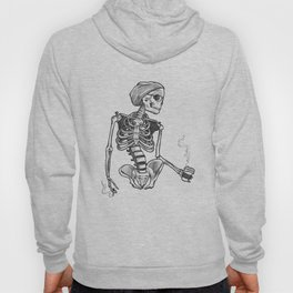 Hipster Skelly Hoody