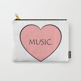 Music. Carry-All Pouch