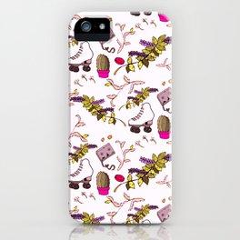 Little Knick-knacks iPhone Case