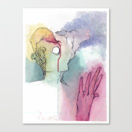 Unattainable Dreams Canvas Print