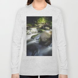 Even in darkness there´s light Long Sleeve T-shirt