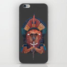 Monkey Tribal iPhone Skin