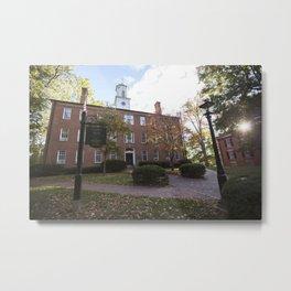 Cutler Hall II Metal Print