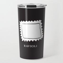 Pasta Series: Ravioli Travel Mug