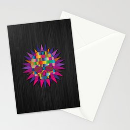 Skull in the Drak - Mixing Stationery Cards