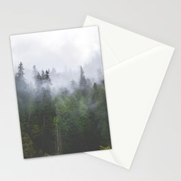 Into the Fog II Stationery Cards