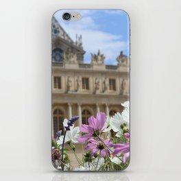 Flowers of Versailles iPhone Skin