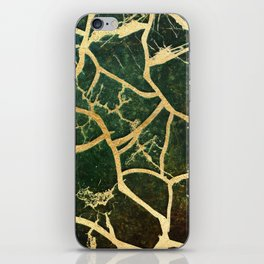 KINTSUGI  ::  Let Go iPhone Skin