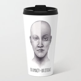 Our Humanity > Our Differences Travel Mug