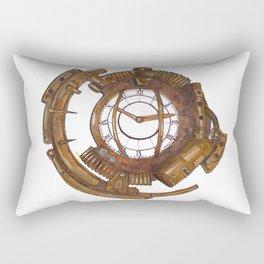 Looking in Rectangular Pillow