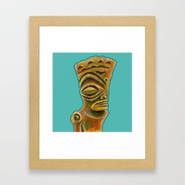 Marquesan East Framed Art Print