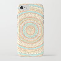carousel iPhone & iPod Cases featuring Carousel by Anita Ivancenko