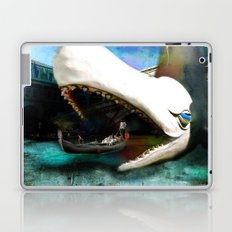 Whale of a Ride Laptop & iPad Skin