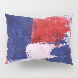 Abstract Expression #1 by Michael Moffa Pillow Sham