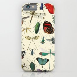 Lovely Butterfly iPhone Case