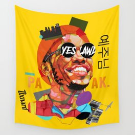Anderson Paak Wall Tapestry