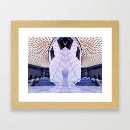 Inside London Framed Art Print