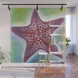 Sea Star Wall Mural