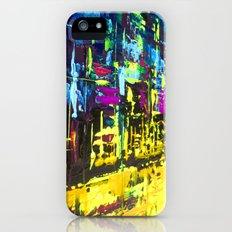 City Lights Slim Case iPhone (5, 5s)