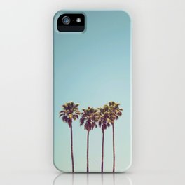Vacation Feelings iPhone Case
