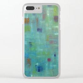 Deste Clear iPhone Case
