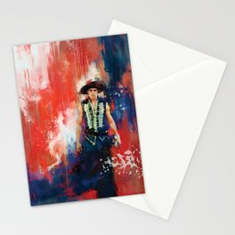 The Masked Bandit Stationery Cards