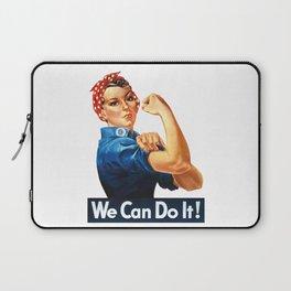 WE CAN DO IT Pop Art Laptop Sleeve