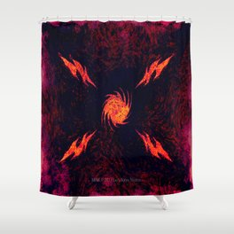 MING - 039 Shower Curtain