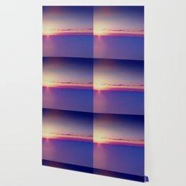 Sunset on the Atlantic Ocean Wallpaper