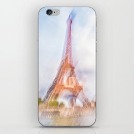 The Eiffel Tower 3 iPhone Skin