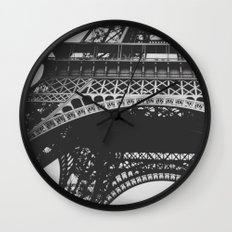 Under  the tower Wall Clock