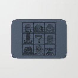 Select your character Bath Mat