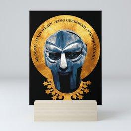 Saint DOOM Mini Art Print