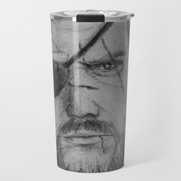 Punished Venom Snake - Metal Gear Solid V: The Phantom Pain Travel Mug