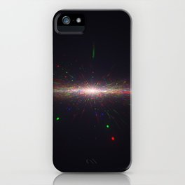 Spacetime iPhone Case
