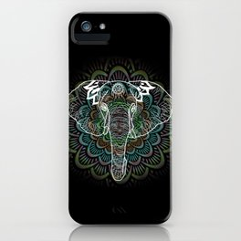 Elephant Spirit iPhone Case