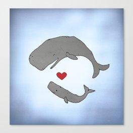 Big Love Canvas Print
