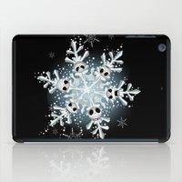 jack skellington iPad Cases featuring The Emotion of Jack Skellington by Jordi Hayman Design