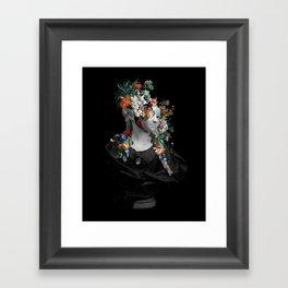 Midnight in Spring Framed Art Print