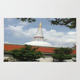 BUDDHIST CENTER Rug