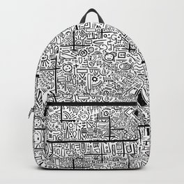 Tiny Doodles Backpack