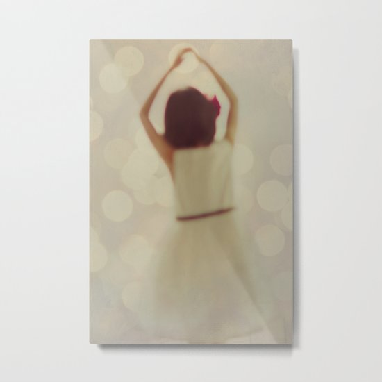 Dreaming of Dancing Metal Print