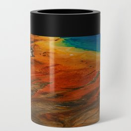 Grand Prismatic Lake Can Cooler