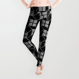 STEPS - climbing squares Leggings
