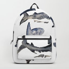 School or Shiver Backpack