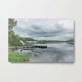 Lanark Highlands Metal Print