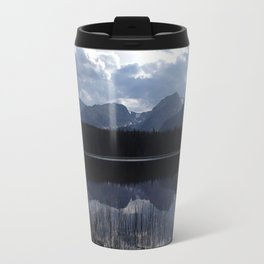 Hike at Bierstadt Travel Mug